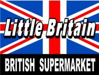 Little Britain -  British Supermarket